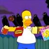 """シーズン13:第16話「笑うホーマー、踊るバーンズ """"Weekend at Burnsie's""""」April 7, 2002"""