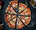 ダイエット中にどうしてもピザを食べたかったらピザ生地をナスにしちゃえばいいよ。