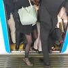 東京の満員電車地獄に遭遇し田舎暮らしが最高だと改めて実感する