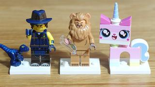 【LEGO】レゴムービー2の「ミニフィギュアシリーズ」と「30529:マスタービルディング エメット」を購入!