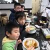 3月17日(月)孫の心大、会津高校に合格をした、何よりも嬉しい。