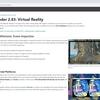 Blender2.83 betaのVR Scene Inspectionアドオンを試す
