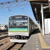 南武支線~鶴見線訪問(2013年11月)その1