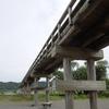 島田の蓬莱橋に行ってきました。