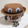 WiiBalanceBoard(WiiFit)で操作するロボット作った