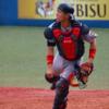 大学代表でも4番に座る捕手 慶応義塾大学 郡司 裕也選手 大卒右捕手