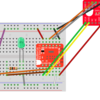 BLE Nano + 焦電センサーで人感センサーを作ってみる