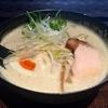 【今週のラーメン2175】 麺屋 奏音 (東京・宝町) 鶏白湯ラーメン・醤油