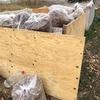 【菜園】先日の強風で堆肥BOXが破損した【まだ不定期投稿】