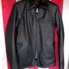 オイルドインカウハイドの細身のジャケット
