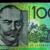 滅多にお目にかかれない オーストラリア 100ドル札が手に入ったった!