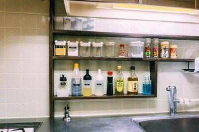 【調味料棚DIY】1x4材を使ったスパイスラックを組み立てました!