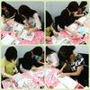 第1回 夢のコラージュ☆ユメハリコno手作りBOOK ―開催レポ―