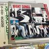 「NIGHT SONGS」とカセットテープ