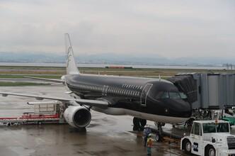 関西~羽田線は一長一短?顧客満足度NO1スターフライヤー(SFJ26・ANA3826便)搭乗記