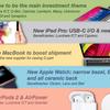 新型iPad Pro(2018)はUSB-Cポート搭載、低価格MacBookはTouch ID搭載、Apple Watch Series4は全モデルがセラミック筐体に:Kuo氏の最新レポート