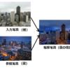 領域識別による写真の色調転移の論文を読む