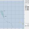 【台風20号の卵】10月15日現在で台風20号となりそうな台風の卵は日本の周辺にはないものの、中部太平洋にあるトロピカルデプレッション『EMA』が北西進!『越境台風』となって台風20号となる可能性は?