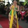 ジャワの結婚式での舞踊