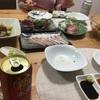 連休のはじまりと肉と魚のチャレンジ。