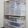 収納下手を克服するため妻監修のもと無印良品中心に理想の収納システムを構築しました
