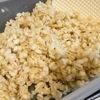 【1杯14円】レンジde麦飯の炊き方~10割押し麦で米と混ぜて好みの割合に調整OK~