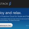 nodeが動くクラウド環境Duostackでnode.jsのアプリを動かしてみたよ。