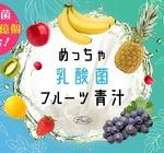 めっちゃ乳酸菌フルーツ青汁の腸活効果が口コミでも話題に!成分や飲みやすさなど徹底調査