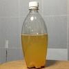 林檎水Volcano!~PETボトルの内圧限界に挑戦?