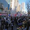 地球の恥さらし & 差別デモに反対する意思表示 Racists & Anti-Racists in Shinjuku,Tokyo