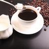 コーヒーを味わう