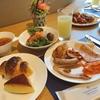 セルリアンタワー東急ホテルの宿泊記③ラウンジでいただく朝食紹介
