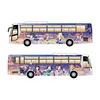 ザ・バスコレクション『東海バスオレンジシャトル ラブライブ!サンシャイン!! ラッピングバス4号車』Nゲージ【トミーテック】より2019年12月発売予定♪