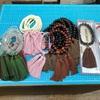 熊本 数珠 夏用念珠 夏物入荷 涼しい色揃える