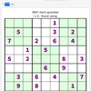 Sudoku 4082 hard, 9 Jun 2018 - the Guardian