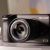 シャープから、8K動画対応のマイクロフォーサーズカメラのプロトタイプが登場!CES2019にて