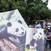 シャンシャン1歳の誕生日記念開催中!記念カードの配布や記念ブックなどなど。上野動物園