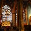 いつかまたこの目で見られることを願って。ノートルダム大聖堂のバラ窓とステンドグラス【フランス/パリ旅行】