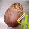 [レシピ]北海道ビーツのポタージュにナイロンセブ