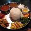 西川口の「ベットガットネパールレストラン」でタカリセットを食べました★