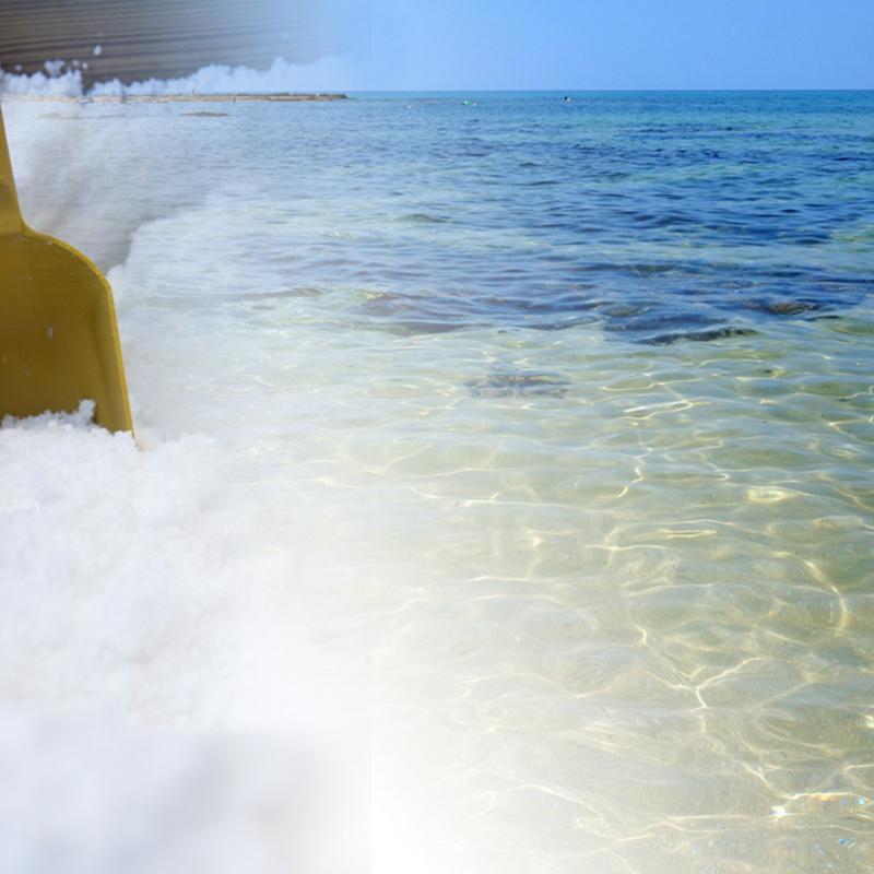 見学して体験!琴引浜がギュッと詰まった海水100%の塩作り