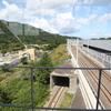 奥津軽いまべつ駅と津軽二股駅