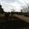 3月25日 SUNS FARM④ ジャガイモの植え付け