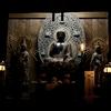 【神奈川】常楽寺(鎌倉市)文殊祭の宵祭で文殊菩薩様と阿弥陀三尊を拝む