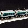 紙の電車005 くろしお381系 bトレのペーパークラフト