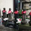 六地蔵、地蔵菩薩像(盛雲寺)