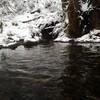 今季最後の黒伏山の水源地。又春から宜しくです。