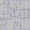 3段電圧増幅パワーアンプ