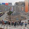 安倍政権は辺野古新基地建設を断念しろ! 高江でのヘリパッド建設強行を許さない! 1・29新宿デモ