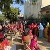 第2回インド施術キャンプ:最終日 デスリ村にて